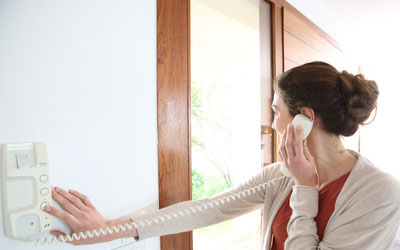 Sprechanlage Haustür